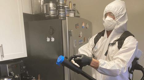 epa fogging disinfection