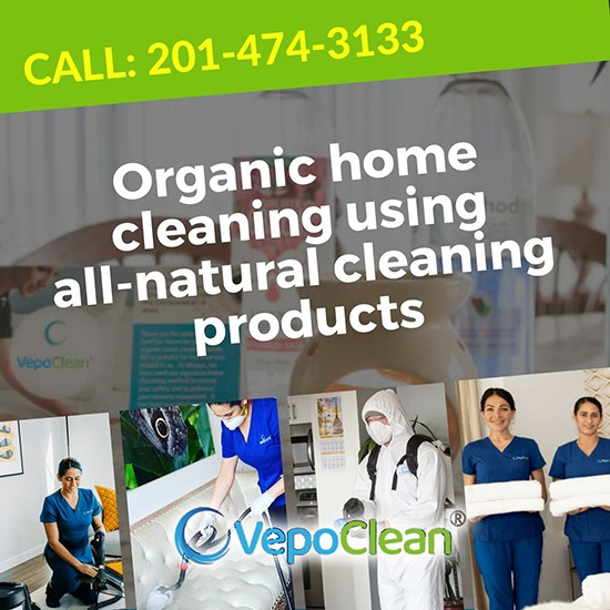 Why Deep Clean Your Hoboken NJ Home With Non-Toxic Products