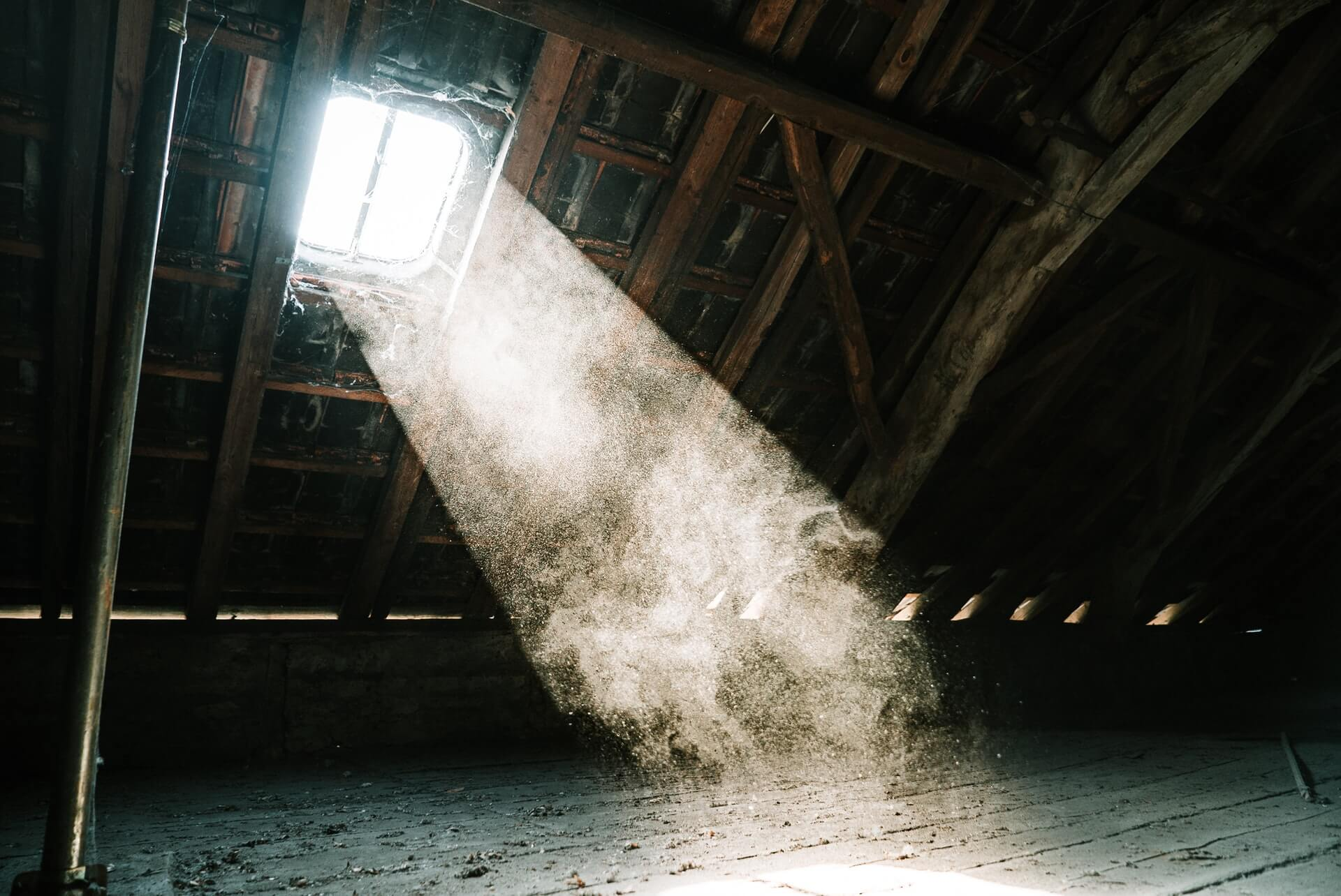 5 Reasons Your Home Is Dusty & What You Should Do About It